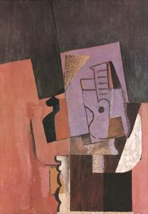 La Guitare by Pablo Picasso