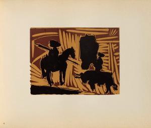 LC - Avant la pique II by Pablo Picasso