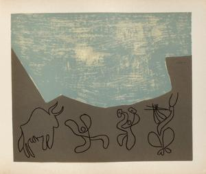 LC - Bacchanale IV by Pablo Picasso