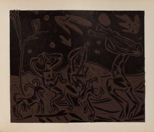 LC - Les danseurs au hibou by Pablo Picasso
