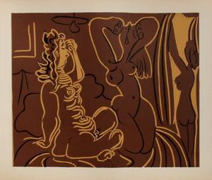 LC - Trois femmes by Pablo Picasso