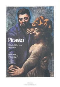 Le Danse Villageoise by Pablo Picasso