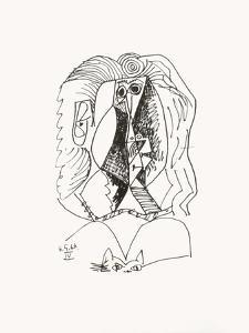 Le Goût du Bonheur 07 by Pablo Picasso