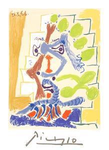 Le Peintre by Pablo Picasso
