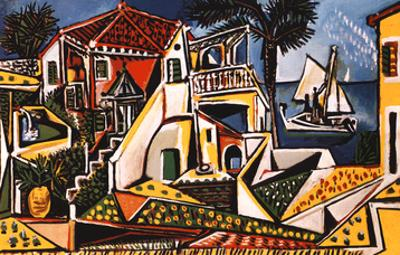 Mediterranean Landscape