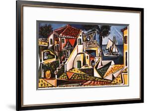 Mediterranean Landscape by Pablo Picasso