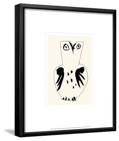 Owl by Pablo Picasso