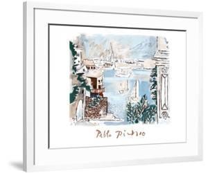 Passage De Dinard by Pablo Picasso