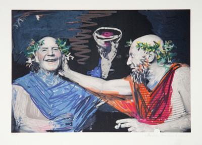 Picasso et Manuel Pallares, 20-E