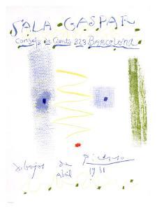 Sala Gaspar by Pablo Picasso