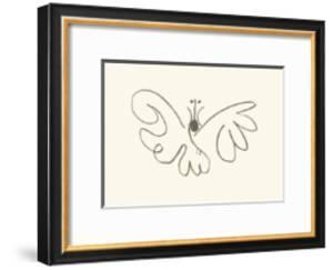 The Butterfly by Pablo Picasso