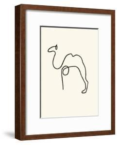 The Camel by Pablo Picasso