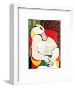 The Dream by Pablo Picasso