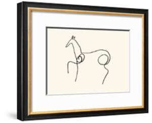 The Horse by Pablo Picasso