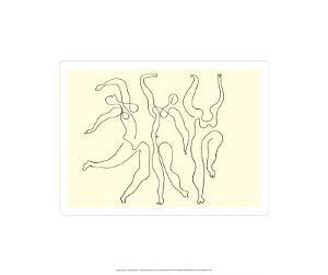 Trois Danseuses, c.1924 by Pablo Picasso