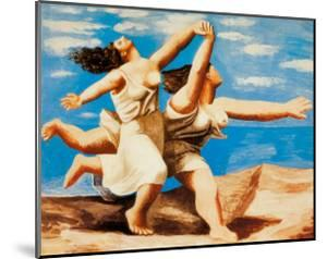 Women Running on the Beach, c.1922 by Pablo Picasso