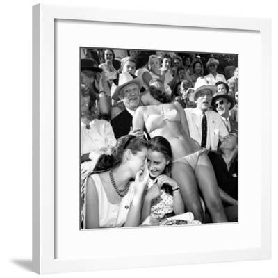 Pablo Picasso--Framed Photo