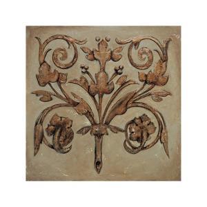 Decorative Scroll II by Pablo Segovia