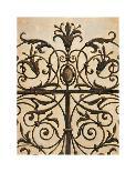 Classic Scroll I-Pablo Segovia-Giclee Print