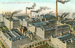 Pabst Brewing Company, Milwaukee, Wisconsin