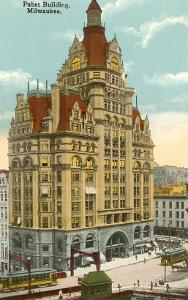 Pabst Building, Milwaukee, Wisconsin