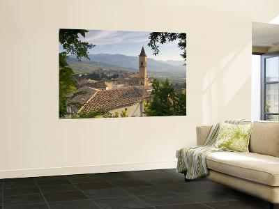 Pacentro, Nr. Sulmona, the Abruzzo, Italy-Peter Adams-Wall Mural