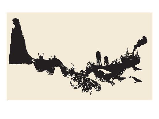 Pachamama-Molly Bosley-Premium Giclee Print
