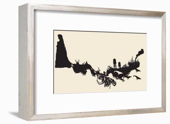 Pachamama-Molly Bosley-Framed Premium Giclee Print