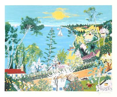 Pacific Coast Highway-Kay Ameche-Collectable Print