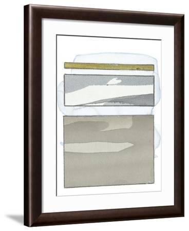 Pacific Horizon VII-Rob Delamater-Framed Premium Giclee Print