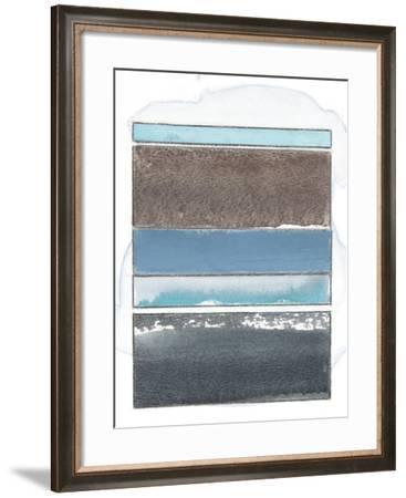 Pacific Horizon VIII-Rob Delamater-Framed Premium Giclee Print