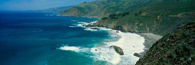Pacific Ocean, Northern California--Photographic Print