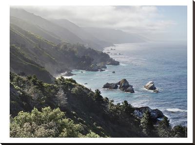 Pacific Ocean Seascape #55-Murray Bolesta-Stretched Canvas Print