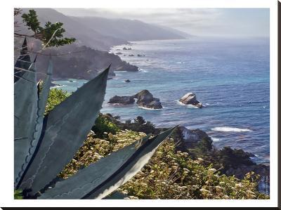 Pacific Ocean Seascape #56-Murray Bolesta-Stretched Canvas Print