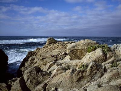 Pacific Ocean View from the California Coast-Carol Highsmith-Photo