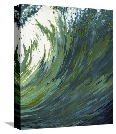 Pacific Ocean Wave-Margaret Juul-Stretched Canvas Print
