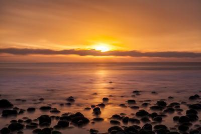 Pacific Sunset-Chris Moyer-Photographic Print