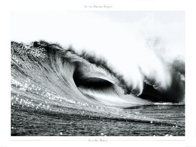 Pacific Wave-Gilles Martin-Raget-Art Print