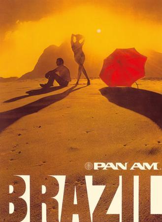 Brazil - Pan American World Airways