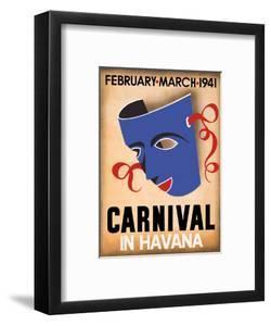 Cuba - Carnival in Havana - February, March 1941 by Pacifica Island Art