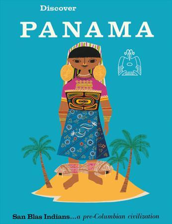 Discover Panama - San Blas Indians...a Pre-Columbian Civilization