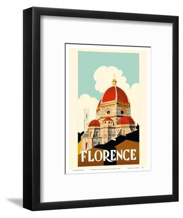 Florence Italy - Santa Maria del Fiore Cathedral, the Duomo of Florence