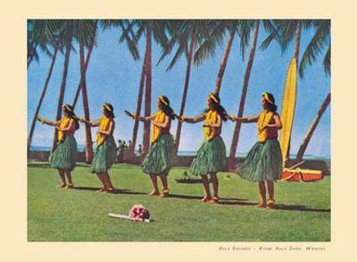 Kodak Hula Show - Waikiki, Hawaii