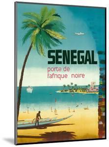 Senegal, Africa - Porte de L'Afrique Noire (Gateway to Sub-Saharan Africa) by Pacifica Island Art