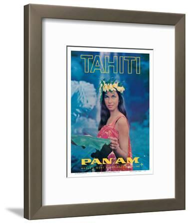 Tahiti - Pan American World Airways - Tahitian Beauty