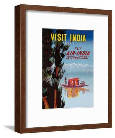 Visit India - Kashmir - Fly Air India International