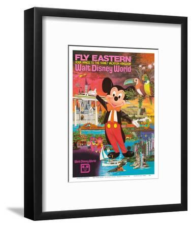 Walt Disney World - Fly Eastern Airlines - Orlando, Florida