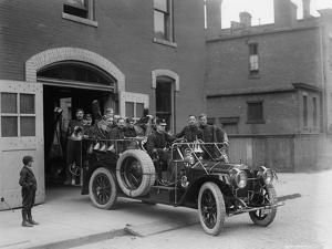 Packard Fire Squad, 1911
