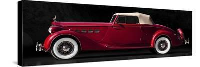Packard Super Eight Coupe Roadster-Gasoline Images-Stretched Canvas Print