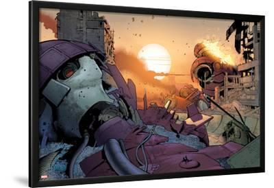 Ultimate Comics X-Men No.10: Sentinel Destroyed